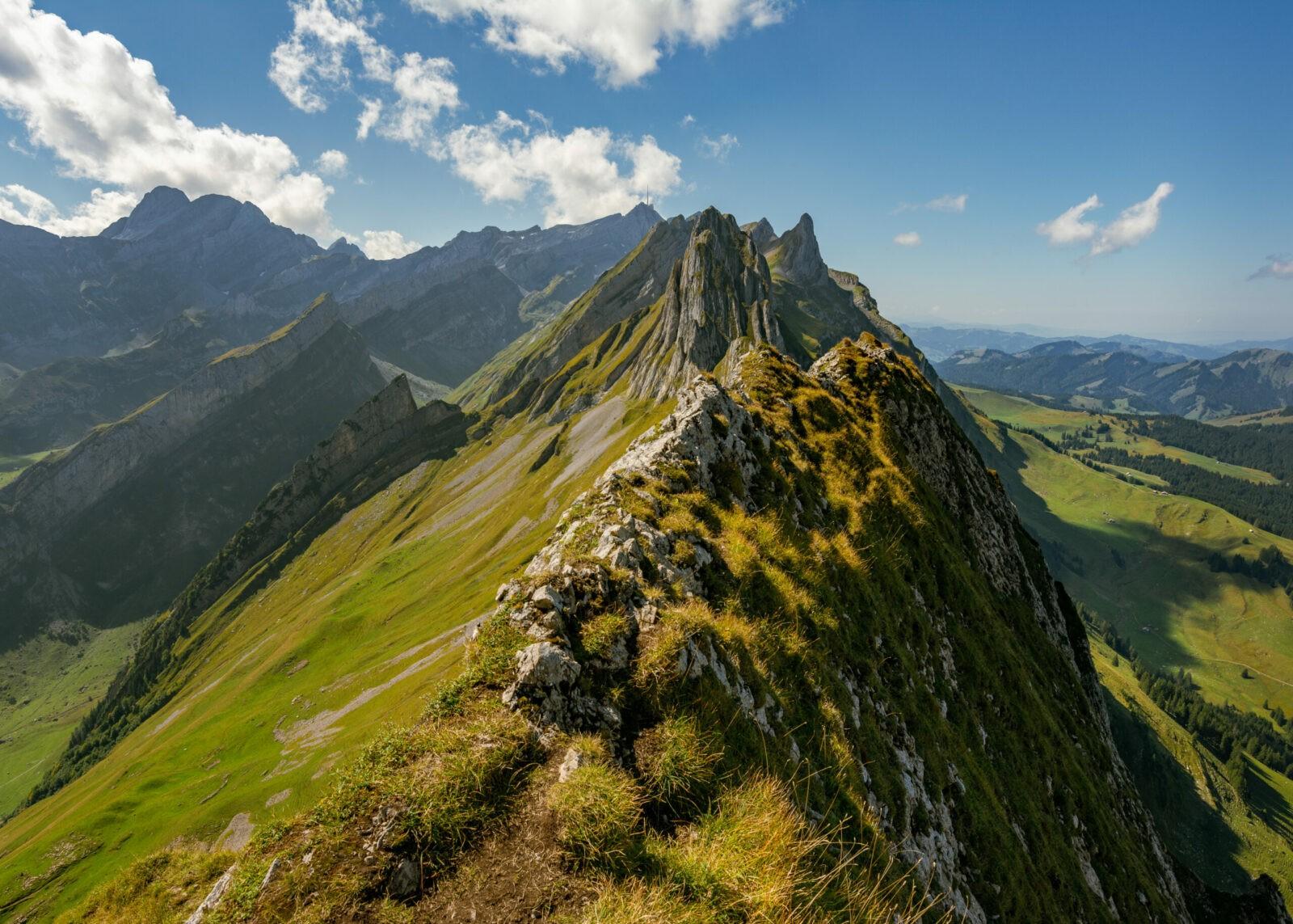 Kvalita ze švýcarských Alp