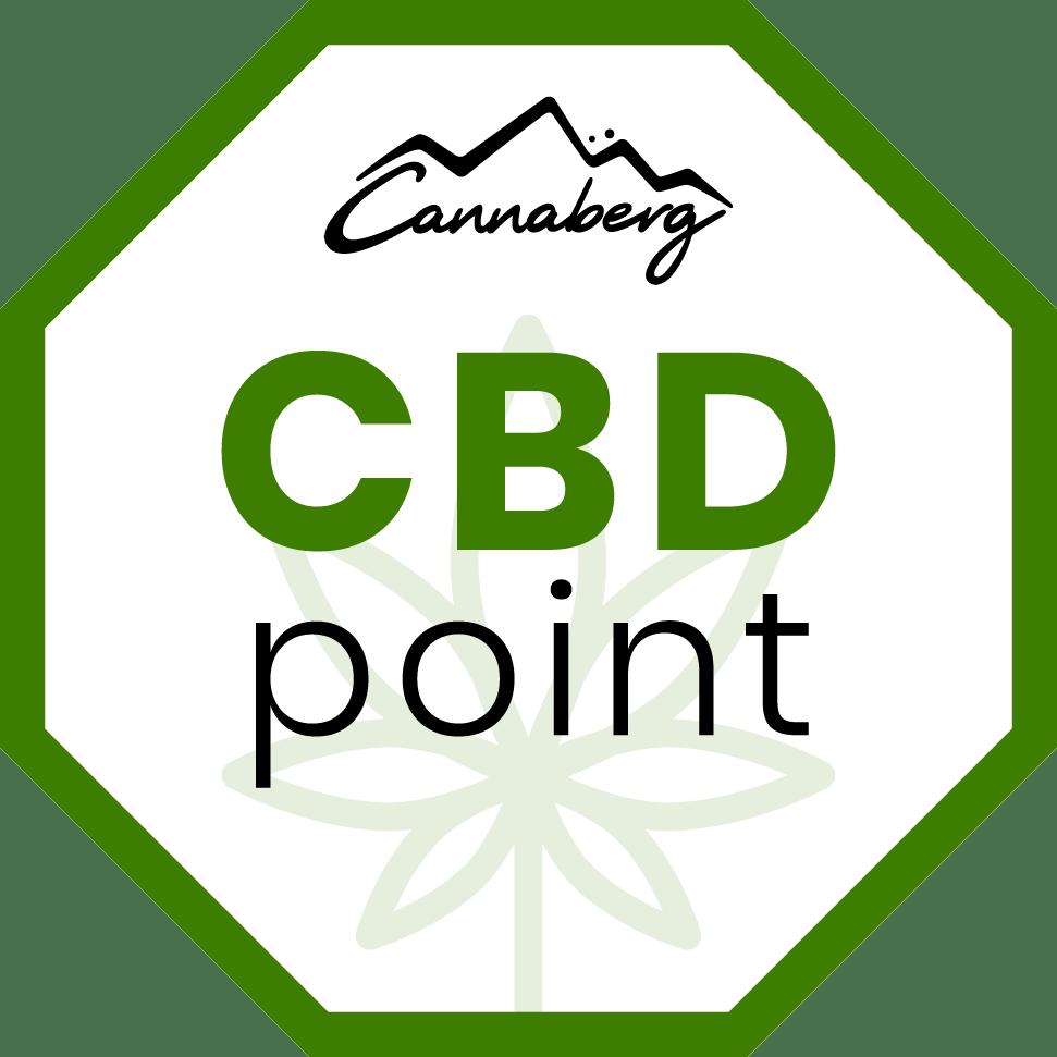 CBD POINT logo